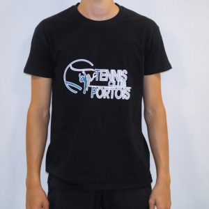 T-Shirt Standart Tennis Club Portois